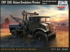 Mirrir Models #35164 1/35 CMP C60S HOLMES BREAKDOWN WRECKER