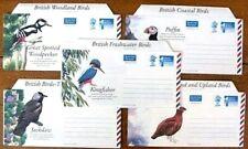 British Birds Aerogramme Rspb 1994 Mint Set in original sleeve with order card