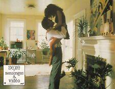 Peter Gallagher Laura San Giacomo Sex, Lies & Video Soderbergh Lobby card 1989