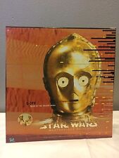 STAR WARS C-3PO Book and Figure * Limited Edition *  Tales of the Golden Droid