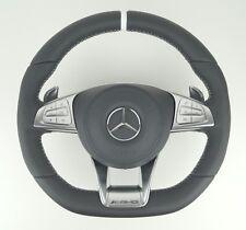 LE TEF® LEDER Lenkrad für Mercedes-Benz AMG W222 W217 W205 W218 W176 C190 X253