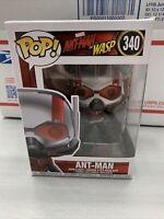 Funko Pop! Ant-Man Vinyl Figure #340 Marvel Ant Man & The Wasp