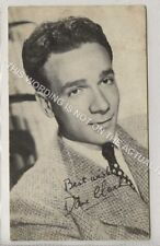 (Le5442-100)  Warner Bros,  Actor Dane Clark,  Used G