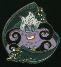 DisneyStore 110th Legacy Collection Ursula LE 250 Disney Pin 85743