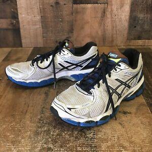 Asics Mens Gel-Nimbus 16 Running Shoes T435N Mesh Low Top Shoe Size 9