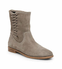 New Steve Madden Women's Taupe Suede Booties Size 5.5