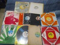 """Lot Of 10 Reggae Oldies/Dancehall 12"""" Vinyl Singles #9"""