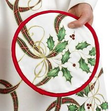 LENOX HOLIDAY NOUVEAU POT HOLDER, NEW, FREE SHIPPING