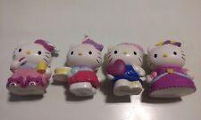 Lot of four Nakajima HELLO KITTY Sanrio toys