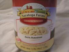 Saratoga Farms #10 Can Pasta Parmesan  Emergency Food - Freeze Dried     augason
