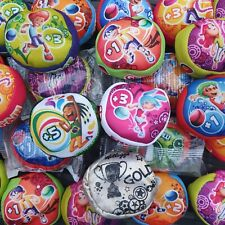 More details for 2014 kellogg's rio balls soft beanie hackey sack dog chew toy world cup football