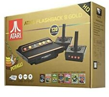 ATARI FLASHBACK 8 GOLD DELUXE HD  120 BUILTIN GAMES