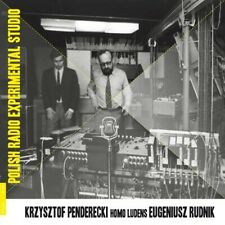 KRZYSZTOF PENDERECKI / Eugeniusz Rudnik - HOMO LUDENS 2CD