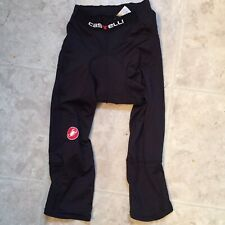 Castelli Womens Padded Cycling Bike Shorts Knickers Black XS SS7