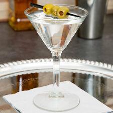 Set of 6 Cocktail Glass 4.5 oz Libbey 8454 Citation Martini Dessert