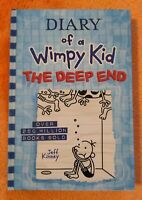 The Deep End #15 DIARY OF A WIMPY KID (Jeff Kinney, 2020) Hardcover Book