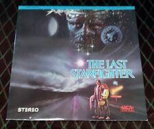 Laserdisc: The Last Starfighter (1985) Extended Play