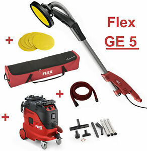 Flex Ge 5 Giraffe + Aspirateur Vce 44 M AC Set + Sac TB-L Aspiration Flexible