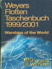 WEYERS FLOTTENTASCHENBUCH 1999/2001  AA.VV. BERNARD & GRAEFE 2000