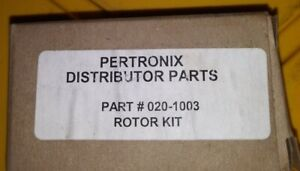 Distributor Rotor Kit Pertronix #020-1003