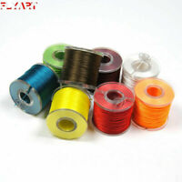8 Colors 150m/Spool Fishing Rod Guides Wrap Line Eyelet Tying Line Materials