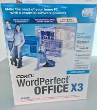 Corel WordPerfect® Office X3 Home Edition - Free International Shipping