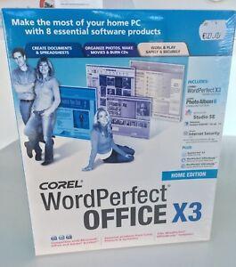 Corel WordPerfect® Office X3 Home Edition - Free International Shipping