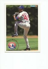 PEDRO MARTINEZ 1994 Fleer Update card #U153 Montreal Expos NR MT