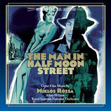 LE SERUM DE LONGUE VIE (THE MAN IN HALF MOON STREET) MUSIQUE - MIKLOS ROZSA (CD)