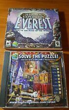 Hidden Expedition: Everest (PC, 2007) Hidden Objects Computer Game