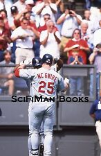 Mark McGwire St. Louis Cardinals #25 Original 35mm Color Slide Baseball L@@K!!!