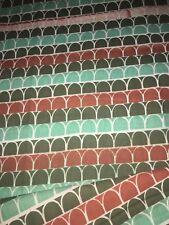 Tissu moderne coton neuf avec défauts de couleurs larg 265 cm x H 270 cm réf 822