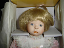 """Seymour Mann's Signature Series Collection #34 """"Stephie"""" Doll Award of Exc. 1992"""