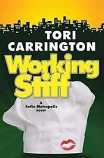 Working Stiff 4 by Tori Carrington (2008, Hardcover) Cozy Mystery