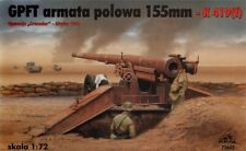 RPM 1/72 GPFT Armata Polowa 155mm - K 419 (f) # 72602