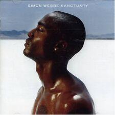 Simon Webbe-Sanctuary CD