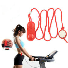 Sports Running Machine Safe Key Treadmill Magnetic Security Switch Lock