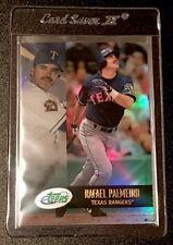 2002 eTopps #27 Rafael Palmeiro - Rangers Baseball #/2700 In Hand - FREE SHIP ⚾️