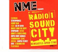 (FP861) NME - Radio 1 Sound City Newcastle-upon-Tyne - 1998 CD