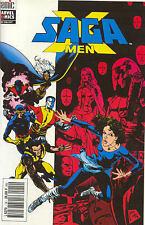 Comics Français  SEMIC  X-MEN  Saga  N° 14