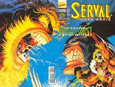 SEMIC   SERVAL   WOLVERINE Hors Série  N° 1