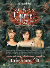 CHARMED SEASON 1 PROMOTIONAL SELL SHEET