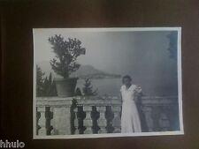 A1013 Photographie Originale Italie Iles Borromées ancienne photo