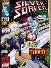 Silver Surfer n°4 1995 ed. Marvel Italia  [G.195]