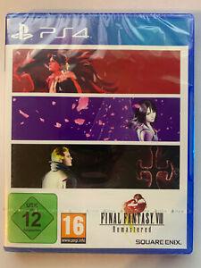 Final Fantasy VIII 8 - Remastered Playstation 4 NEU/OVP