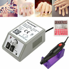 Electric Nail Art File Drill Manicure Set Pedicure Machine Hand & Foot Treatment