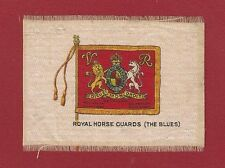 The ROYAL HORSE GUARDS The Blues 1915 original WW1 Silk Army Banner