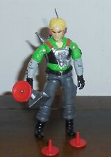Gi Joe PSYCHE-OUT Hasbro 1987 V1 Figure