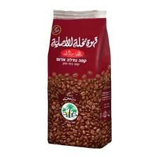 El Nakhleh Black Coffee Roasted Ground 1KG Arabic Cafe From Israel