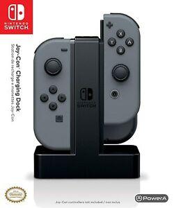 PowerA Joy-Con Charging Dock for Nintendo Switch 🔥FREE DOMESTIC & PR SHIPPING🔥
